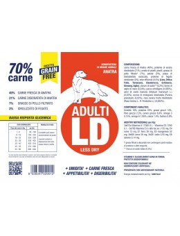 Adults LD Duck 1 kg