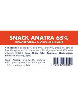SNACK ANATRA (10 Pezzi x 80g)